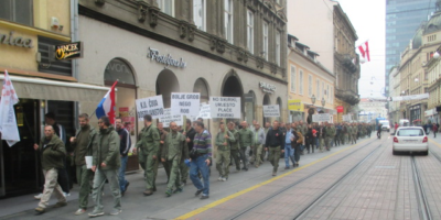 Prosvjed pirotehničara