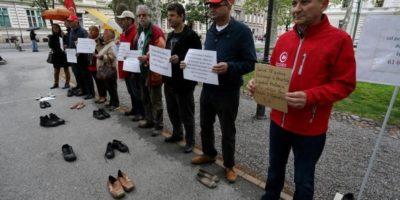 Ovogodišnji ''Prosvjed ostavljenih cipela'' kao primjer neučinkovite i bespotrebne sindikalne akcije