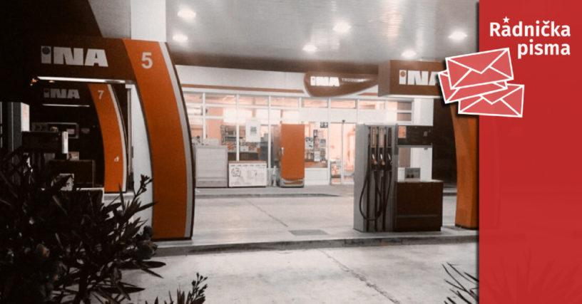 Benzinska pumpa - Vodice