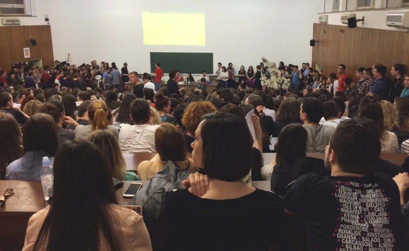 Plenum Filozofskog fakulteta u Zagrebu