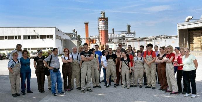 Foto: NS | Ustrajne radnice i radnici Lipovljana uspjeli su se izboriti za svoja prava
