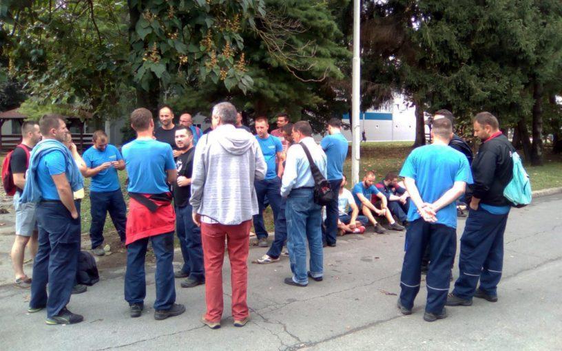 štrajk u leistritzu