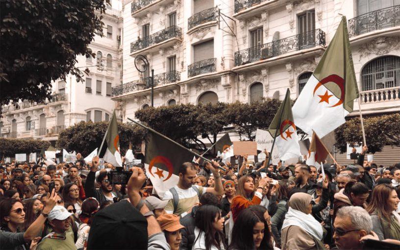 Prosvjedi u Alžiru