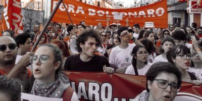 Generalni štrajk u Brazilu