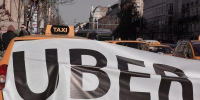 Uber: Organiziranje vozača