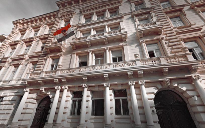 Vrhovni sud u Zagrebu