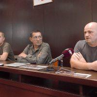 Najava prosvjeda pirotehničara