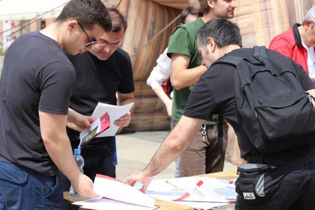 TTIP - potpisivanje peticije