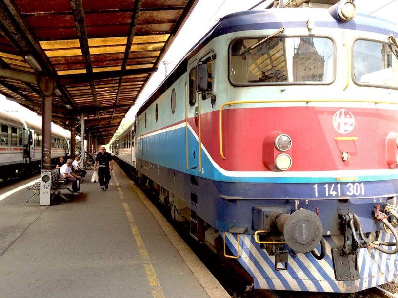 Hrvatska željeznica