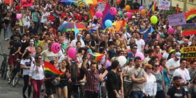 LGBTQI - 15. Povorka ponosa u Zagrebu