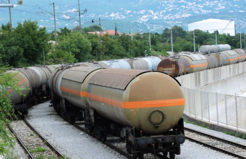 INA: Cisterne nafte
