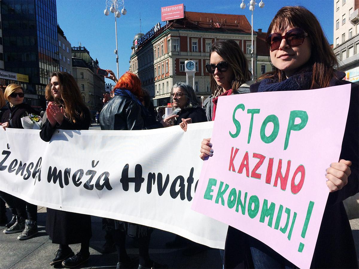 Osmi mart - Zagreb