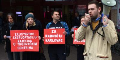 Prosvjed protiv rada nedjeljom