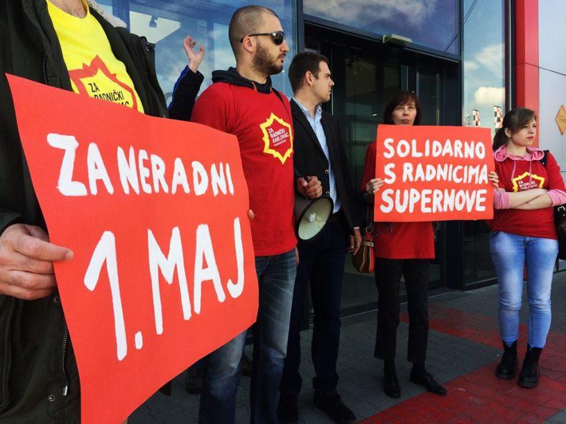 Za radnički Karlovac - Supernova