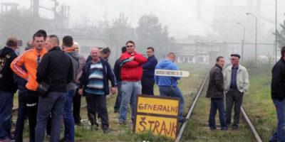 GIKIL - štrajk