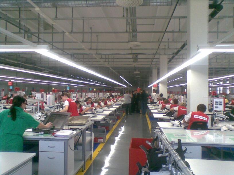 Foto: Trnac.net | Proizvodni pogon Boxmarka u Zlatar Bistrici