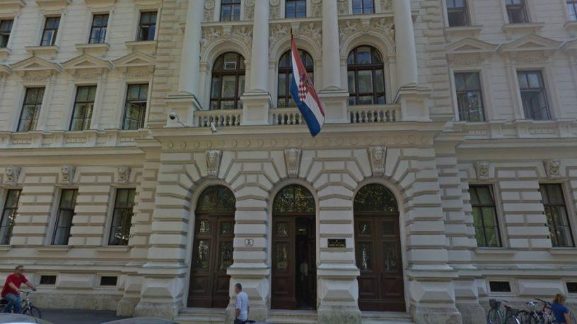 Foto: N1/GSV | U zgradi zagrebačkog županijskog suda danas je donesen presedan vrijedan najdubljeg prezira