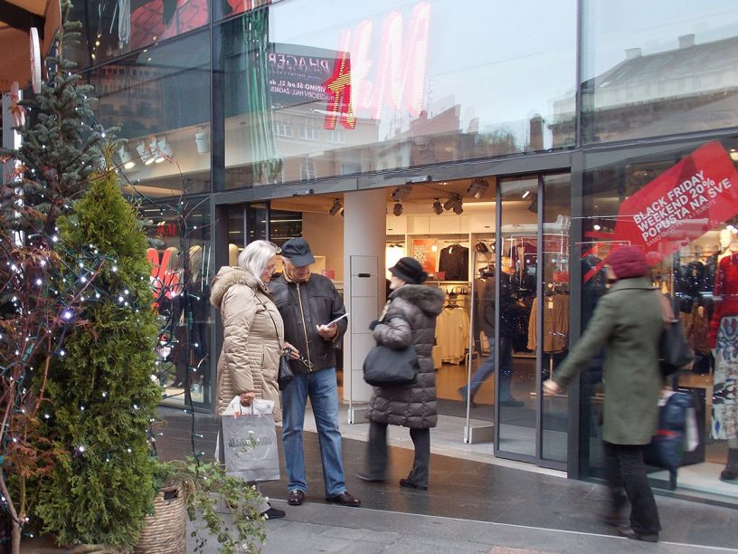 H&M - Cvjetni trg, Zagreb