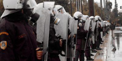 Protiv represije u Grčkoj
