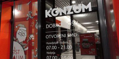 Konzum - radničko pismo