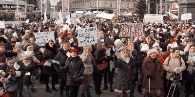 Prosvjed Za sigurnu školu