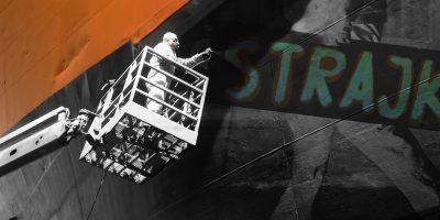 Štrajk - Tekol - Trogir