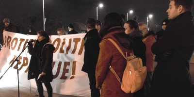 Prosvjed protiv političke represije