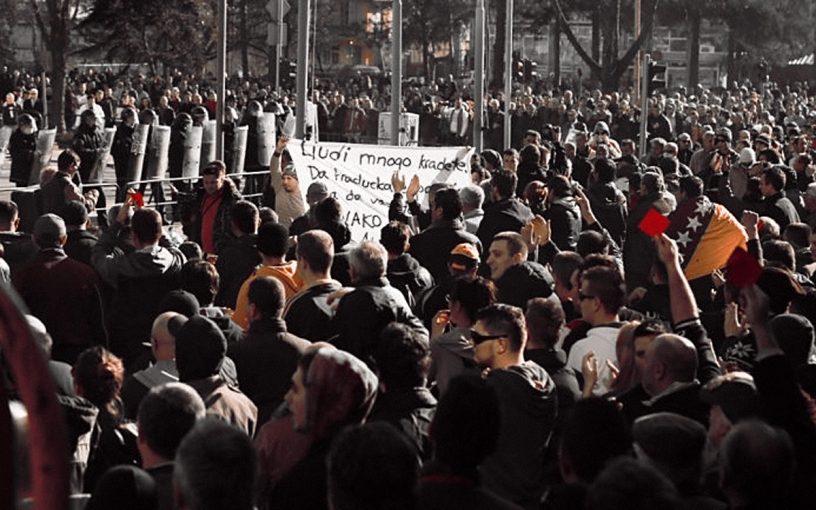 Protesti u BiH