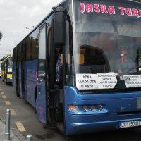 Prosvjed vozača autobusa