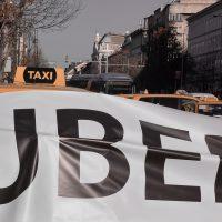 Uber: Štrajk radnika