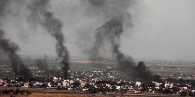 Turska agresija - Rožava