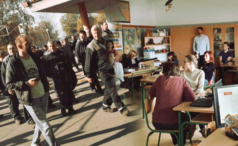 Štrajk prosvjetara i u Đuri Đakoviću